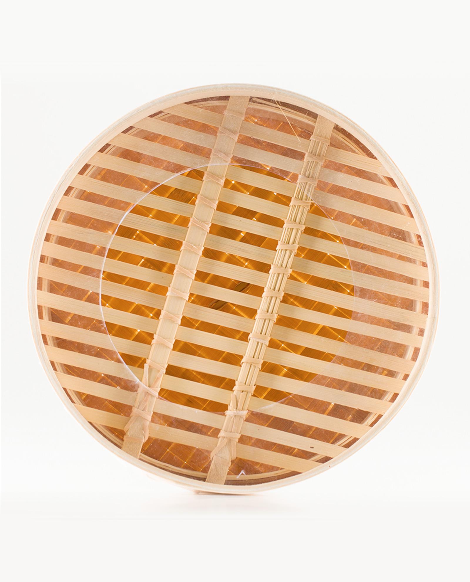 СТИМЕР - Бамбуковая пароварка